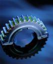 机械齿轮0278,机械齿轮,工业,