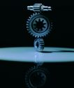 机械齿轮0281,机械齿轮,工业,