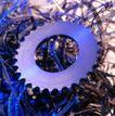 机械齿轮0296,机械齿轮,工业,