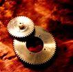 机械齿轮0300,机械齿轮,工业,
