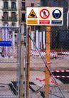 商业建筑0029,商业建筑,工业,网子 警示牌