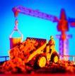 安全标语0022,安全标语,工业,工地上