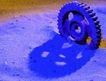 工业移民0150,工业移民,工业,一个齿轮