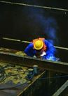 建筑情景0007,建筑情景,工业,安全帽