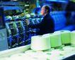 现代工业情景0103,现代工业情景,工业,维修工 机器 纺纱线筒