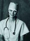 医学人员0032,医学人员,医疗,资深医师 帽子