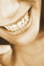 医疗与解剖0053,医疗与解剖,医疗,牙线 清洁牙齿