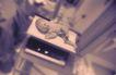 医疗与解剖0080,医疗与解剖,医疗,婴儿 体重秤 初生儿