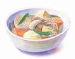 美食插图0086,美食插图,饮食,