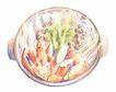 美食插图0091,美食插图,饮食,饮食 美食 矢量图