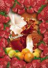 创意风暴专辑030088,创意风暴专辑03,创意风暴,草莓 橙子
