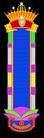 刀牌0064,刀牌,霓虹灯设计,