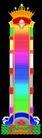 刀牌0080,刀牌,霓虹灯设计,精美设计