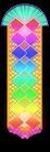 刀牌0084,刀牌,霓虹灯设计,花样霓虹