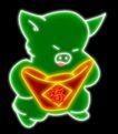 动物0067,动物,霓虹灯设计,