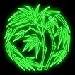 植物0016,植物,霓虹灯设计,