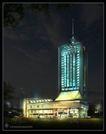 楼体0044,楼体,霓虹灯设计,
