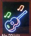 音乐0005,音乐,霓虹灯设计,