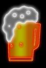 餐饮元素0023,餐饮元素,霓虹灯设计,