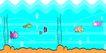展板底图0077,展板底图,展板展架,海水 鱼儿