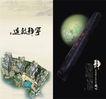中国元素风格画册集0111,中国元素风格画册集,画册大赏,乐器 楼盘