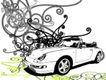 其他0003,其他,欧美花纹元素,车子 交通工具