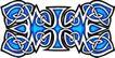 凯尔特装饰品0245,凯尔特装饰品,欧美花纹元素,