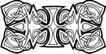 凯尔特装饰品0246,凯尔特装饰品,欧美花纹元素,