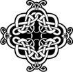 凯尔特装饰品0247,凯尔特装饰品,欧美花纹元素,