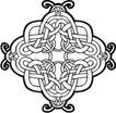 凯尔特装饰品0249,凯尔特装饰品,欧美花纹元素,