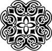 凯尔特装饰品0253,凯尔特装饰品,欧美花纹元素,