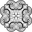 凯尔特装饰品0255,凯尔特装饰品,欧美花纹元素,