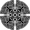 凯尔特装饰品0259,凯尔特装饰品,欧美花纹元素,