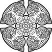 凯尔特装饰品0261,凯尔特装饰品,欧美花纹元素,