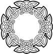 凯尔特装饰品0264,凯尔特装饰品,欧美花纹元素,