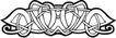 凯尔特装饰品0276,凯尔特装饰品,欧美花纹元素,