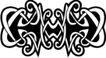 凯尔特装饰品0277,凯尔特装饰品,欧美花纹元素,