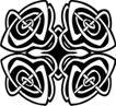 凯尔特装饰品0280,凯尔特装饰品,欧美花纹元素,