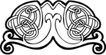 凯尔特装饰品0285,凯尔特装饰品,欧美花纹元素,