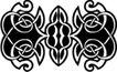 凯尔特装饰品0286,凯尔特装饰品,欧美花纹元素,