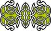 凯尔特装饰品0287,凯尔特装饰品,欧美花纹元素,