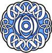 凯尔特装饰品0295,凯尔特装饰品,欧美花纹元素,