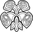 凯尔特装饰品0299,凯尔特装饰品,欧美花纹元素,