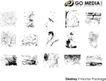 各类图案0003,各类图案,欧美花纹元素,样式