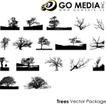 各类图案0013,各类图案,欧美花纹元素,树木 自然 植物