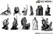 各类图案0018,各类图案,欧美花纹元素,雕像 雕塑