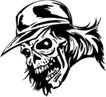 怪物骷髅0049,怪物骷髅,欧美花纹元素,