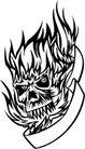 怪物骷髅0086,怪物骷髅,欧美花纹元素,