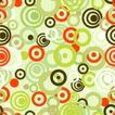 抽象0022,抽象,欧美花纹元素,圆图布纹