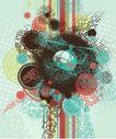 抽象0023,抽象,欧美花纹元素,